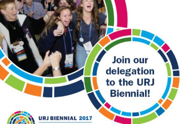 Register for the URJ Biennial 2017
