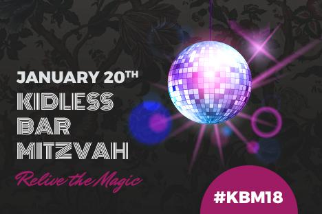 Kidless Bar Mitzvah: It's Back!