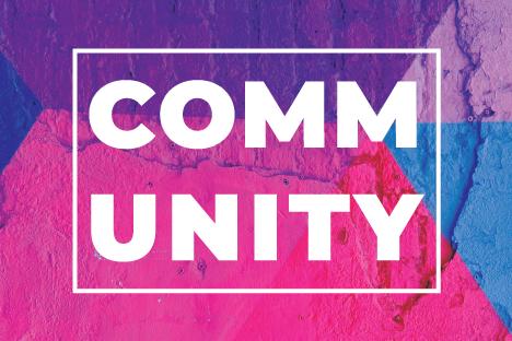 Community Art Show<br>April 5-7