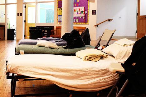 CBE Respite Bed Shelter<br>Sunday through Thursday evenings May 19-June 27