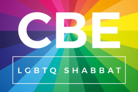 LGBTQ Shabbat<br>Friday, August 23 at 6:00 PM