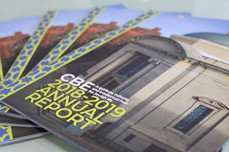 CBE 2018-19 Annual Report
