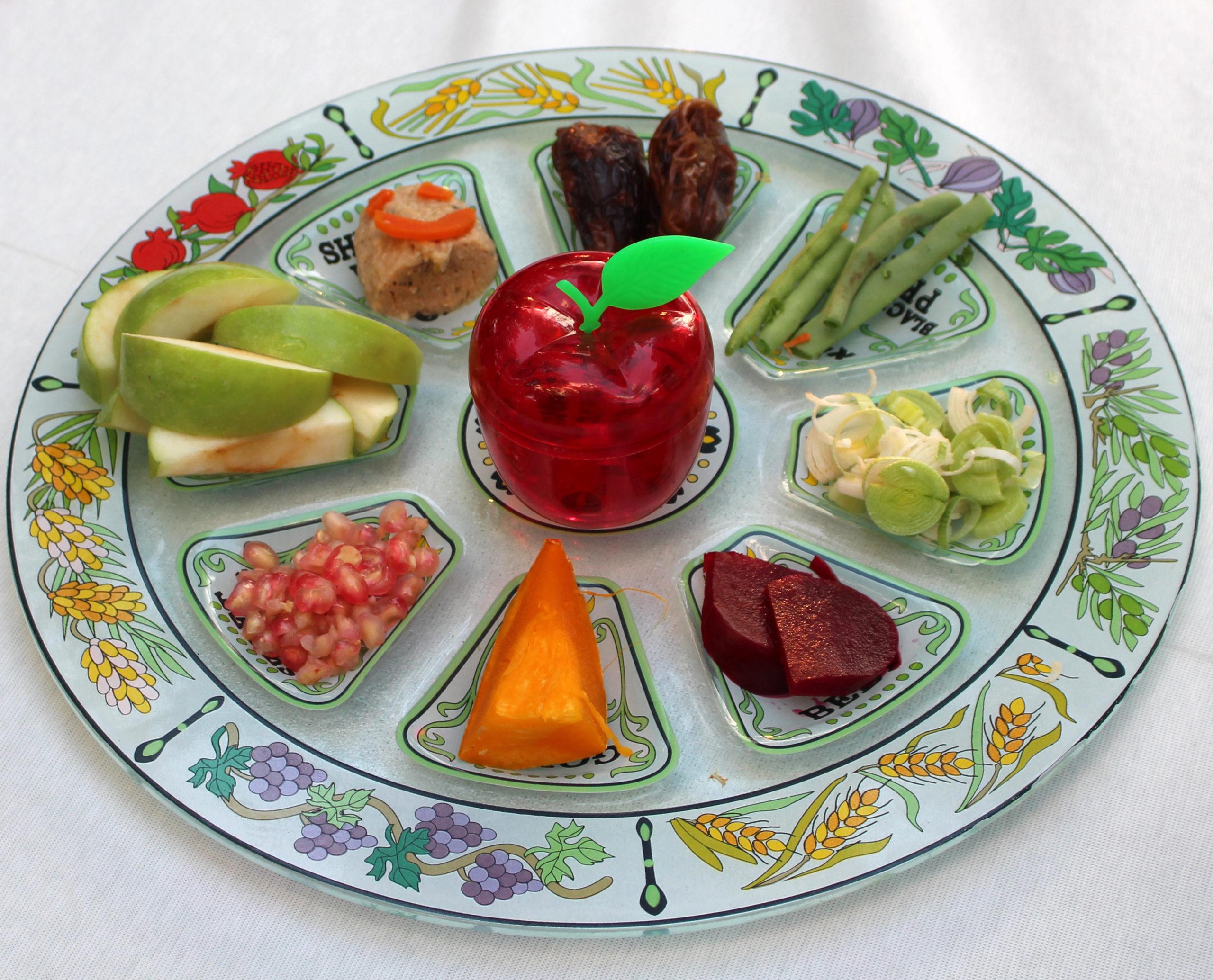 Make a Rosh Hashanah Seder (Yes, a Rosh Hashanah Seder)