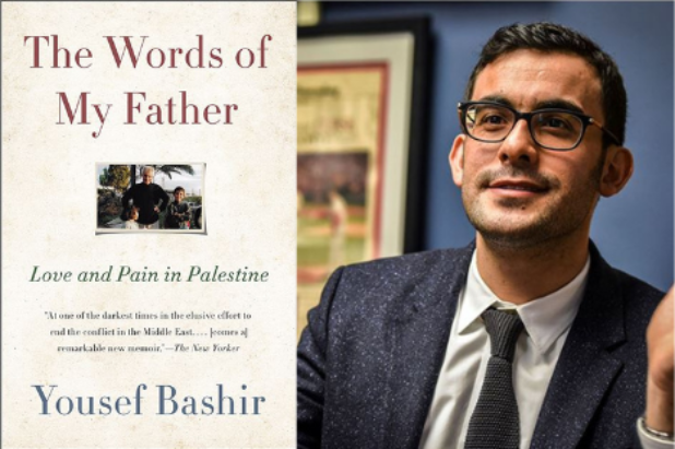 CBE Book Group Presents: Yousef Bashir in Conversation with Rabbi Matt Green and Linda Quigley